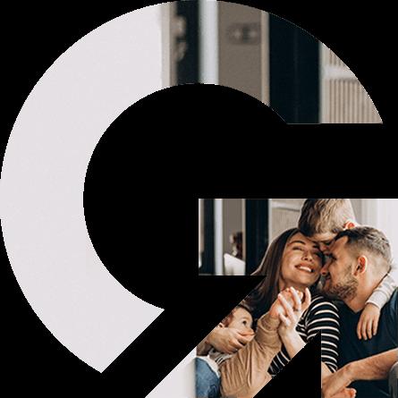 grow financial logo family